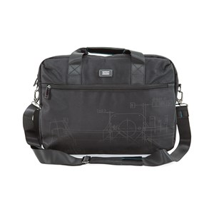Blueprint a stylish and slim executive bag with blueprint pattern designed to carry your laptop documents malvernweather Choice Image