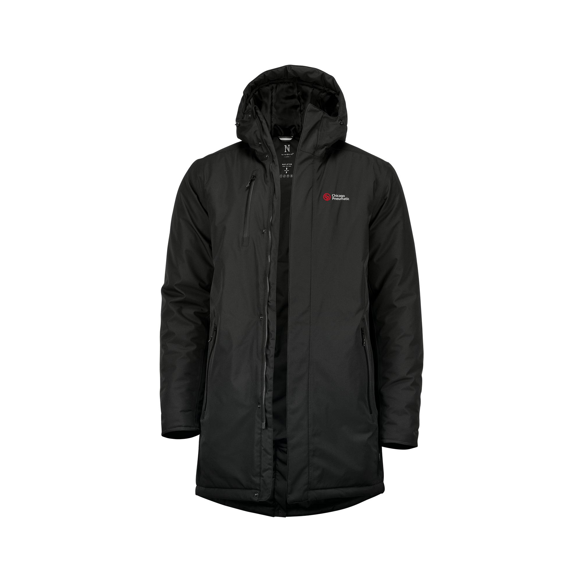 Mapleton is the all-winter style conscious parka jacket, filled with many clean and functional details that adds elegance to a classic casual-business look.